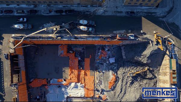 Sugar Wharf Raft Slab 2019