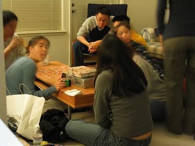 Boardgame night-o-fun @ Andy Wu's place, 1-4-2003