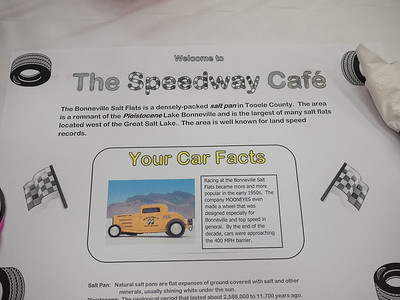 Speedway Cafe at Ensign Elementary