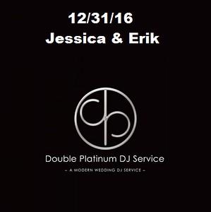 12/31/16 Jessica and Erik