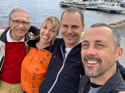 The Master Code, Sep 2019, Bergen, Norway