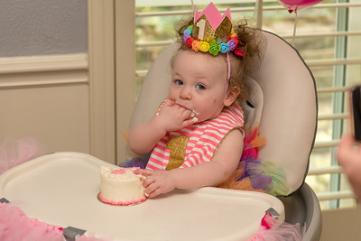Emma 1st Birthday