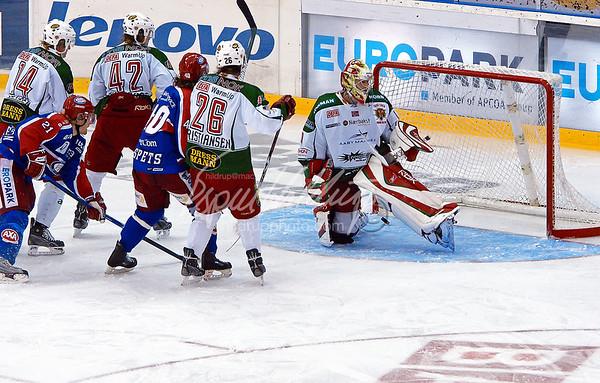 Frisk Asker Tigers -at- Vålerenga Ice Hockey (13.11.08)