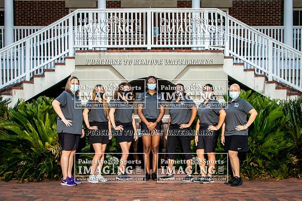 Ridge View 2020 Ladies Golf Team and Individuals