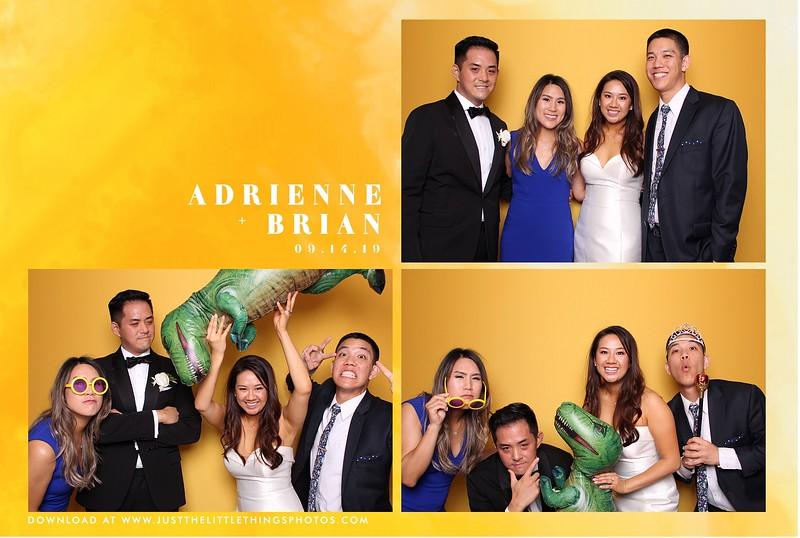 Adrienne & Brian