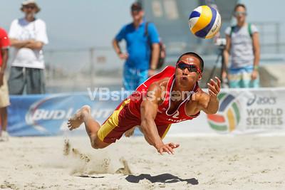 FIVB Grand Slam Long Beach 2014