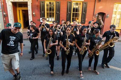 New Orleans Jazz Band Trip 2019