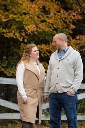 Heather + Craig Engagement Photography Mackinac Island
