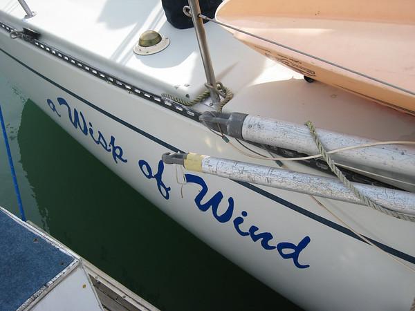 2007/02/10 - Looking at My Dad's Boat