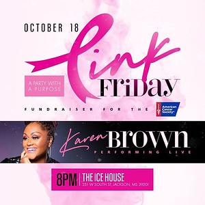 Pink Friday-Party with a Purpose 2019