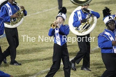 WHS vs. Red Springs homecoming football