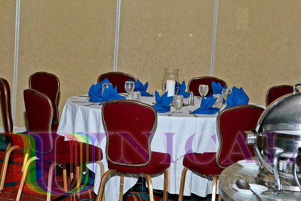 2012 Myers Family Reunion Banquet, Friday, August 3rd, 2012 at 7:00pm held at the Greenbelt Marriott, Greenbelt MD