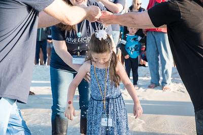 2019 Beach Baptism
