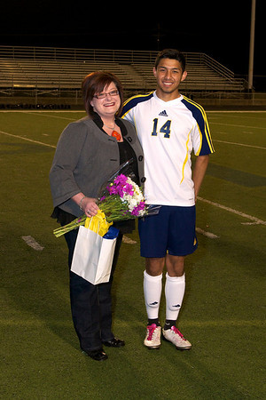 2011 Pine Tree Senior Night