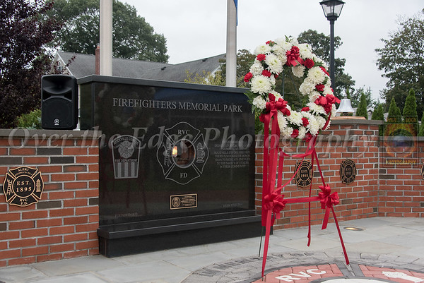 Rockville Centre Fire Department Memorial Services 10/07/2018