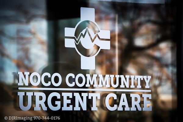Loveland Chamber - NOCO Community Urgent Care Ribbon Cutting - 02/25/2020