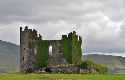 902 - Ballycarbery Castle