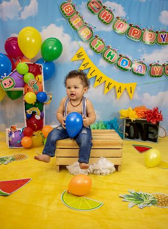 Malakai turns one!