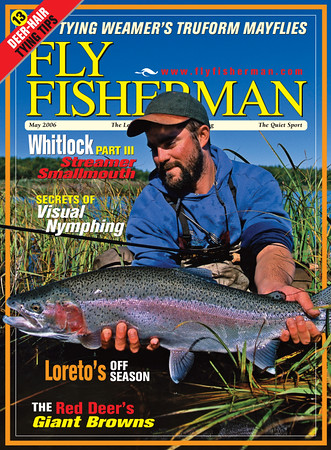 Fly Fishing Cover Shots