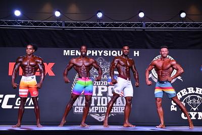 Men's Physique Open H