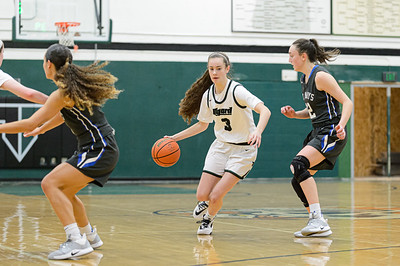 Tigard High School Girls Varsity Basketball vs St Mary's