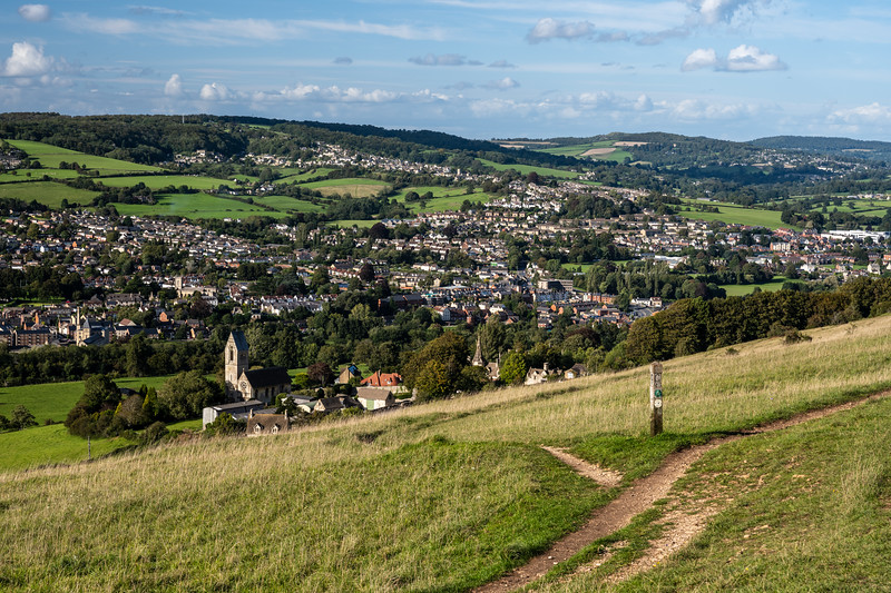 Stoud and the Cotswolds