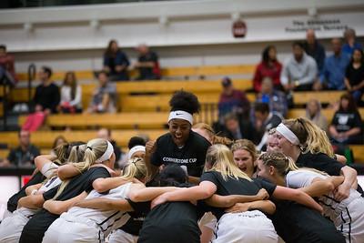 Women's Basketball - APU vs Biola 20180106