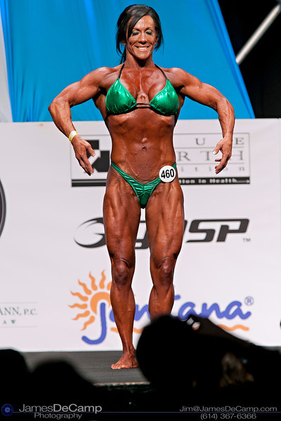 2012 Arnold Classic - Women's Tall Bodybuilding