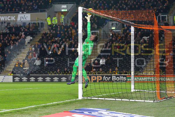 Hull City v Sheffield Wednesday 26 - 02 - 16