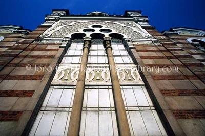 BULGARIA, Sofia. Great Synagogue. (2004)