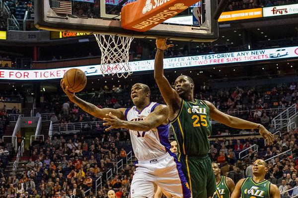 2013-01-04 Suns vs Jazz