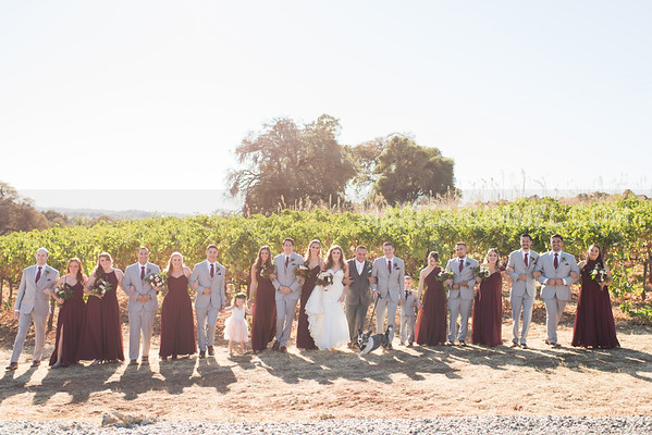 Abel and Lauren: Helwig Winery
