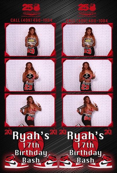 RYAH GORRER