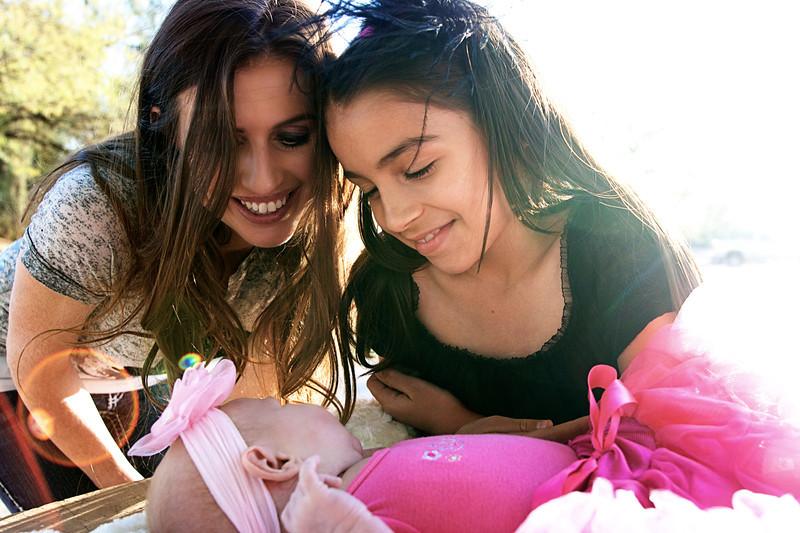 Amy, Bella & Leena - Granda Park - Phoenix Az