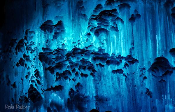 DIllon Ice Castles 2020