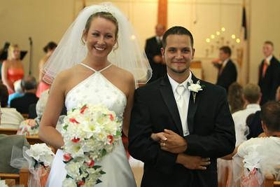 Megan and Brad--Ceremony
