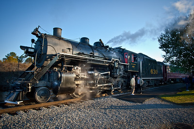 October 2011 Steam engine pictures