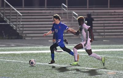 Boys Soccer Senior Night 1/29/21