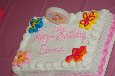 Emma's 1st Birthday