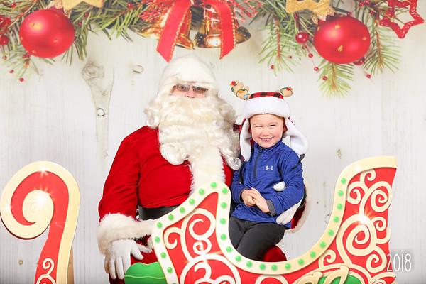 Fleetwood Photos with Santa 2018