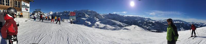 Skilager Adelboden 2014