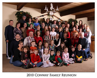 2010 Conway Family Reunion