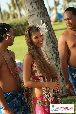 Luaus on Maui