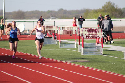 District Track Meet, 4/1/2021