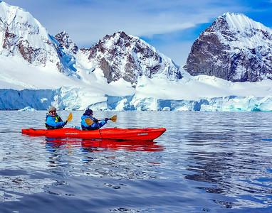 Antarctica Vacation 2019