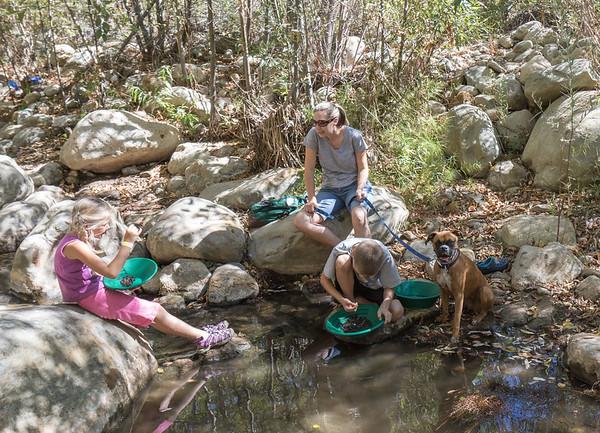 Camping at Ventura Ranch KOA