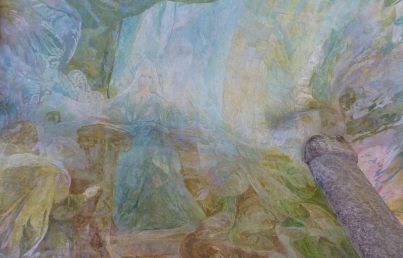 Angels of Gaudi - Original Canvas $135