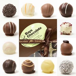 BAYS OF CHOCOLATE