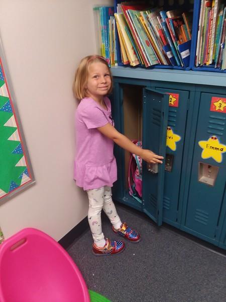 Isabel | Kindergarten | Whitestone Elementary School