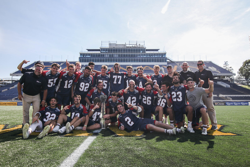 Sample Photo Credit: 7/23/2020; Annapolis, MD, USA; Cannons vs. Outlaws - Championship - at Navy Marine Corps Memorial Stadium. Mandatory Photography Credit: Anne Evans